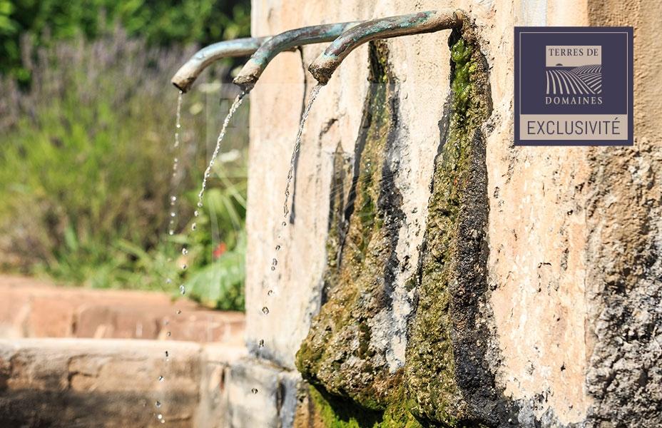 Domaine viticole dénomination Château – Exclusivité – Ref: 1918/036