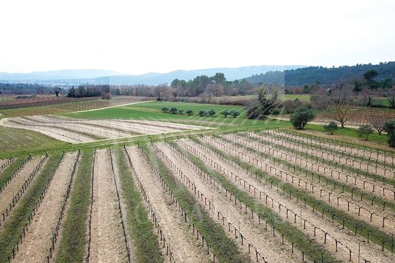Un bel outil de production en Provence – Ref : P0087