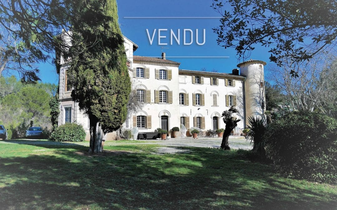 Domaine viticole de 22 hectares – Ref: 1917/018