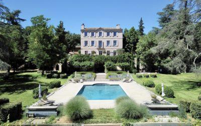 Sumptuous estate in AOP Coteaux Varois – Ref P83